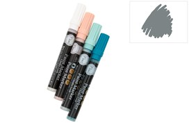 PAINT MARKERS CHALKY LOOK SMOKY FLEUR